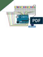 Secuencial de Luces Con Arduino 1