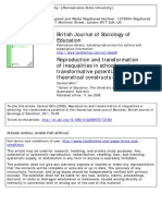 Bourdeiu Reproduction & Transformation.pdf
