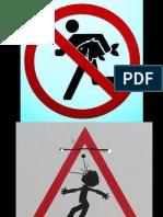 Phohibition Signs