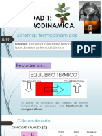 UNIDAD 1 - Sistemas Termodinámicos