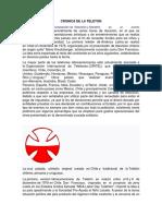 Cronica de La Teleton