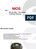 AD Krušik – Precision Casting Mionica