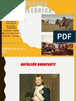 La Europa Napoleonica 2d