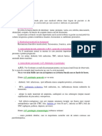 anamneza pacientului - protetica