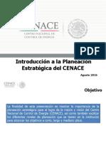 Planeacion Estrategica Agosto 2016