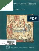 Muñoz García, Ángel - Seis preguntas a la lógica medieval