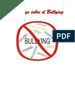 Catálogo Sobre El Bullying