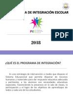 Presentacion PIE MAYO 2018