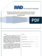 Cartilha de Orientaes Do Setor de Acompanahmeento de Cursos-DDPED-PROGRAD