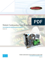 Unidade Condensadoras Semi Hermetica Media Capacidade
