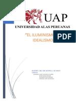 GRUPO 5 Idealismo