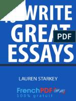 How To Write Great Essays.pdf
