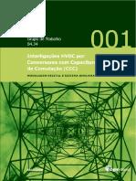 001 - Interligações HVDC por Conversores com Capacitores de Comutação (CCC)