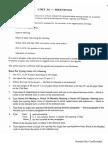 Agenda Worksheet