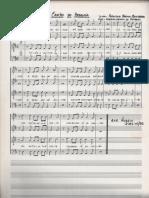 Joaquim E. de Camargo _ Francisca P. Mascarenhas - Canção Do Araguaia (Coro)
