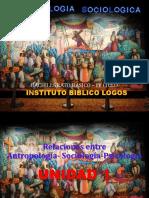 Antropologia Sociologica 1