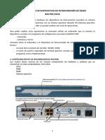 Configuracion de Dispositivos de Interconexion -Router Cisco-2015-16