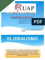 Grupo 5 Iluminismo Idealismo