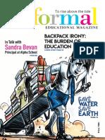 07 Informal Magazine Apr+ May 2018