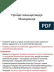 7 Процес Еманципације Македоније