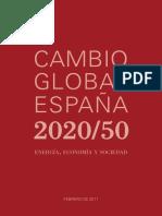Programa Energia 2020 2050