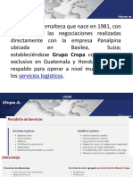 Empresa Cropa Panalpina