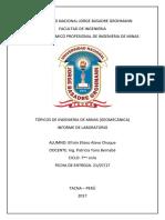 Informe de Laboratorio Avance 2