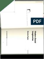 Imaginarios sociales modernos (Taylor).pdf