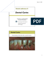 Dental Caries Intro