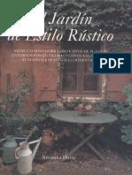 Plantas - El Jardin de Estilo Rustico