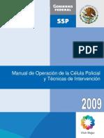Guia Para Miembros de Las Fuerzas Del Orden-MANUAL de CELULA TERCIARIA