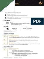 Hoja Informativa Legislación y Regulación Laboral 2017 I