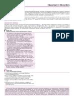 Dissociative Amnesia Disorder - Kaplan & Sadock Synopsis of Psychiatry
