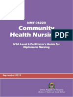 1Community Health Nursing.-1