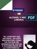 alcoholismo en el ámbito laboral