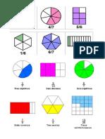 Fracciones Imagenes