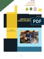 Modul Merawat Sistem Utama Engine Dan Mekanisme Katup