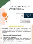 Revisoria Fiscal y Auditoria