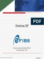 Directivas JSP