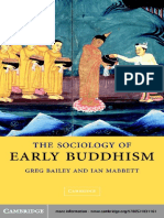 The sociology of early buddhism.pdf