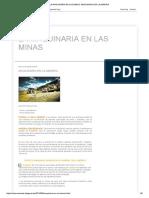La Maquinaria en Las Minas_ Maquinaria en La Mineria