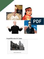 Arquidiócesis de Lima