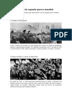 Final Da Segunda Guerra Mundial