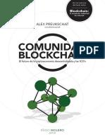 Comunidad Blockchain Libro v2 31 Enero 2018