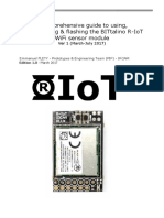 BITalino R IoT Programming Flashing Guide v1.1
