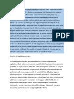 Situación Economica Del Siglo XIX
