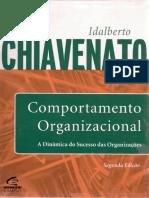 CHIAVENATO Idalberto Comportamento Organizacional.pdf