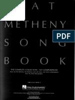 Pat Metheny Songbook.pdf