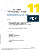 12 Mapa de Valor (Value Stream Map)