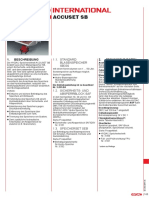 D3503 Accuset-SB Katalogversion